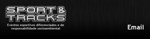 Logomarca Sport & Tracks Eventos esportivos diferenciados e de responsabilidade socioambiental